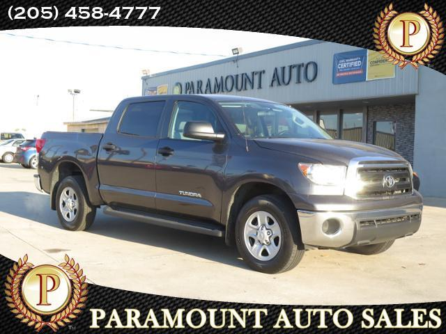 2013 Toyota Tundra 2WD Truck CrewMax 4.7L V8 5-Spd AT  (Natl)
