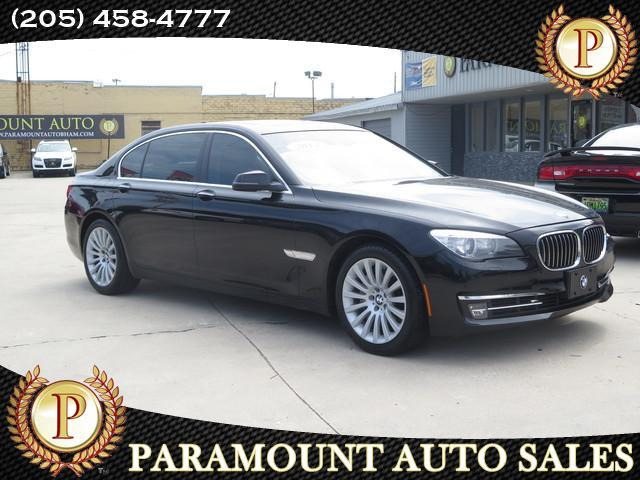 2014 BMW 7 Series 4dr Sdn 740Li xDrive AWD