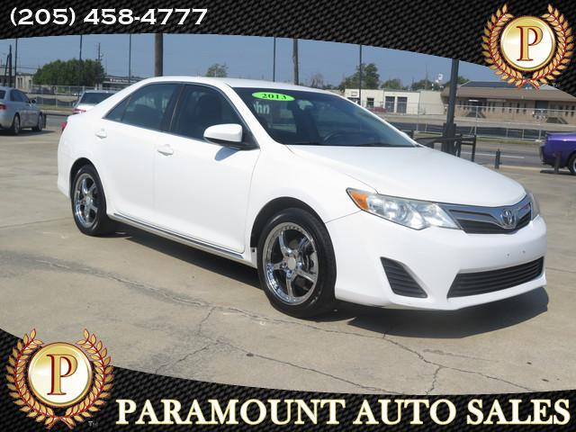 2013 Toyota Camry 2014.5 4dr Sdn I4 Auto L (Natl)