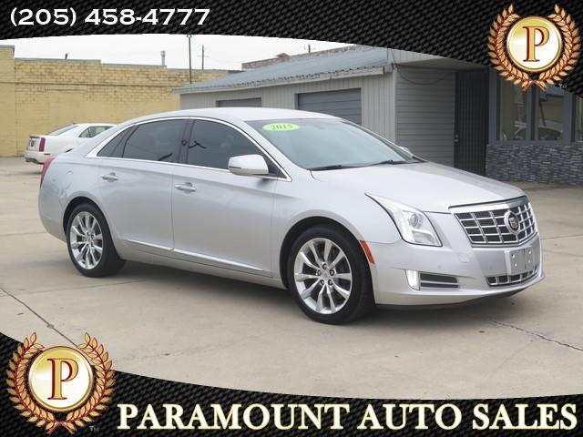 Cadillac XTS 4dr Sdn Luxury Collection AWD 2015