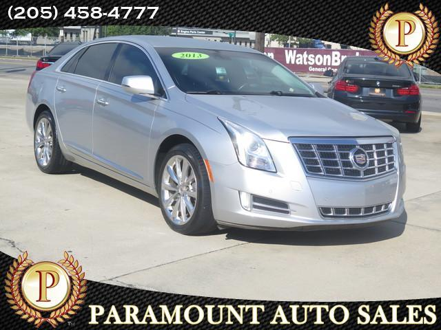 Cadillac XTS 4dr Sdn Luxury Collection FWD 2013