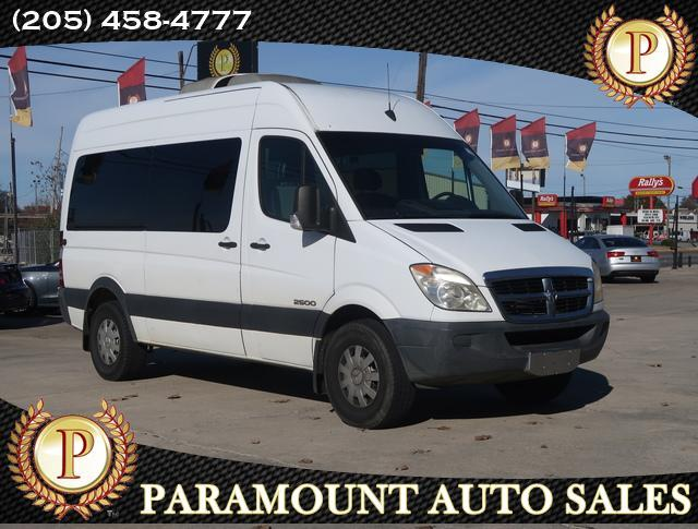 Dodge Sprinter Wagon  2008