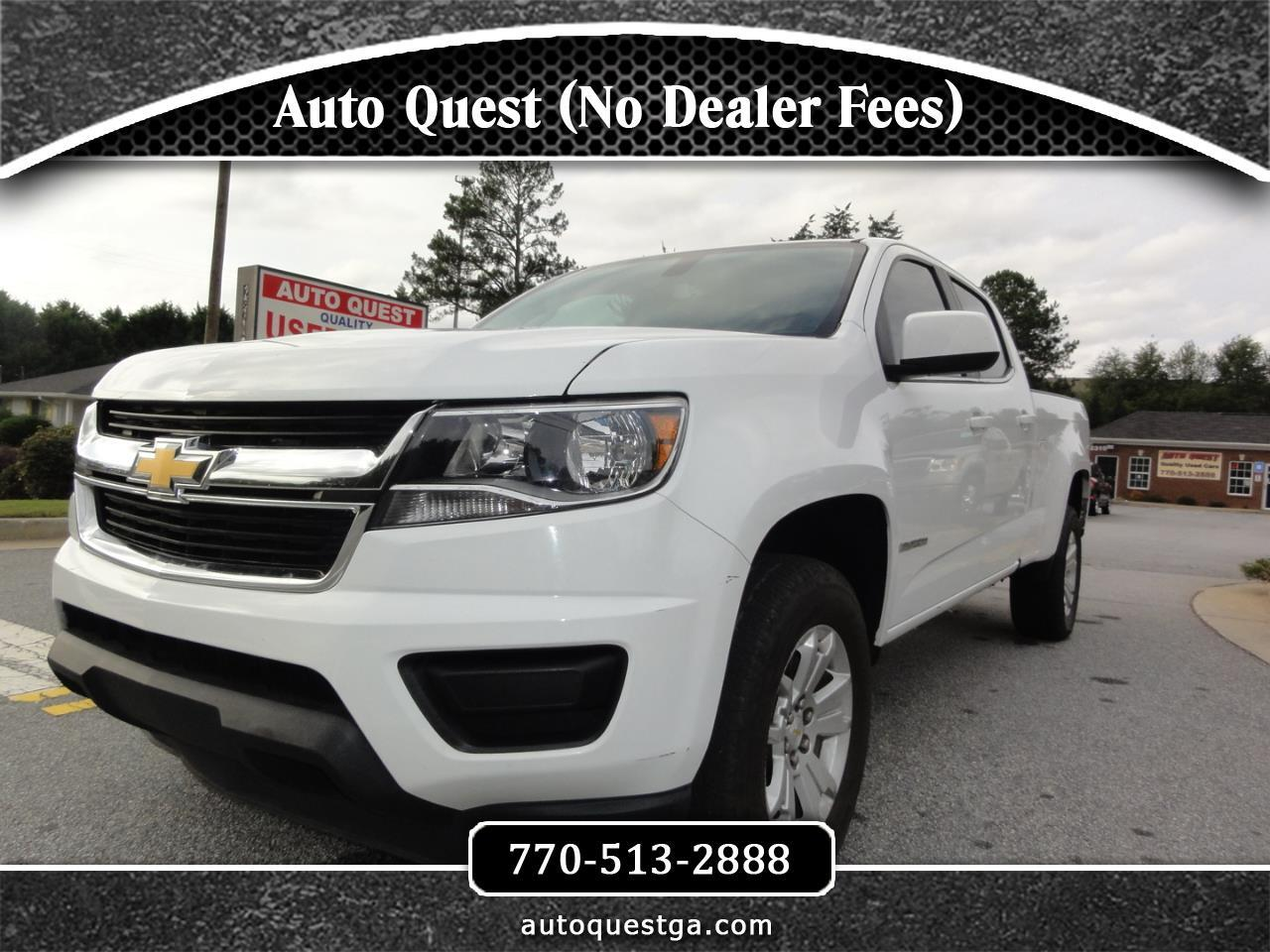 "Chevrolet Colorado 2WD Crew Cab 140.5"" LT 2017"