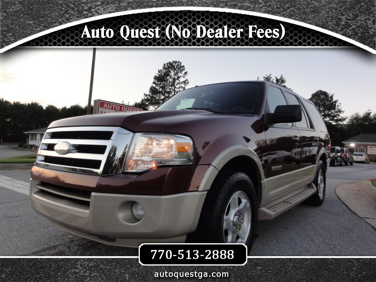 Ford Expedition 2WD 4dr Eddie Bauer 2008