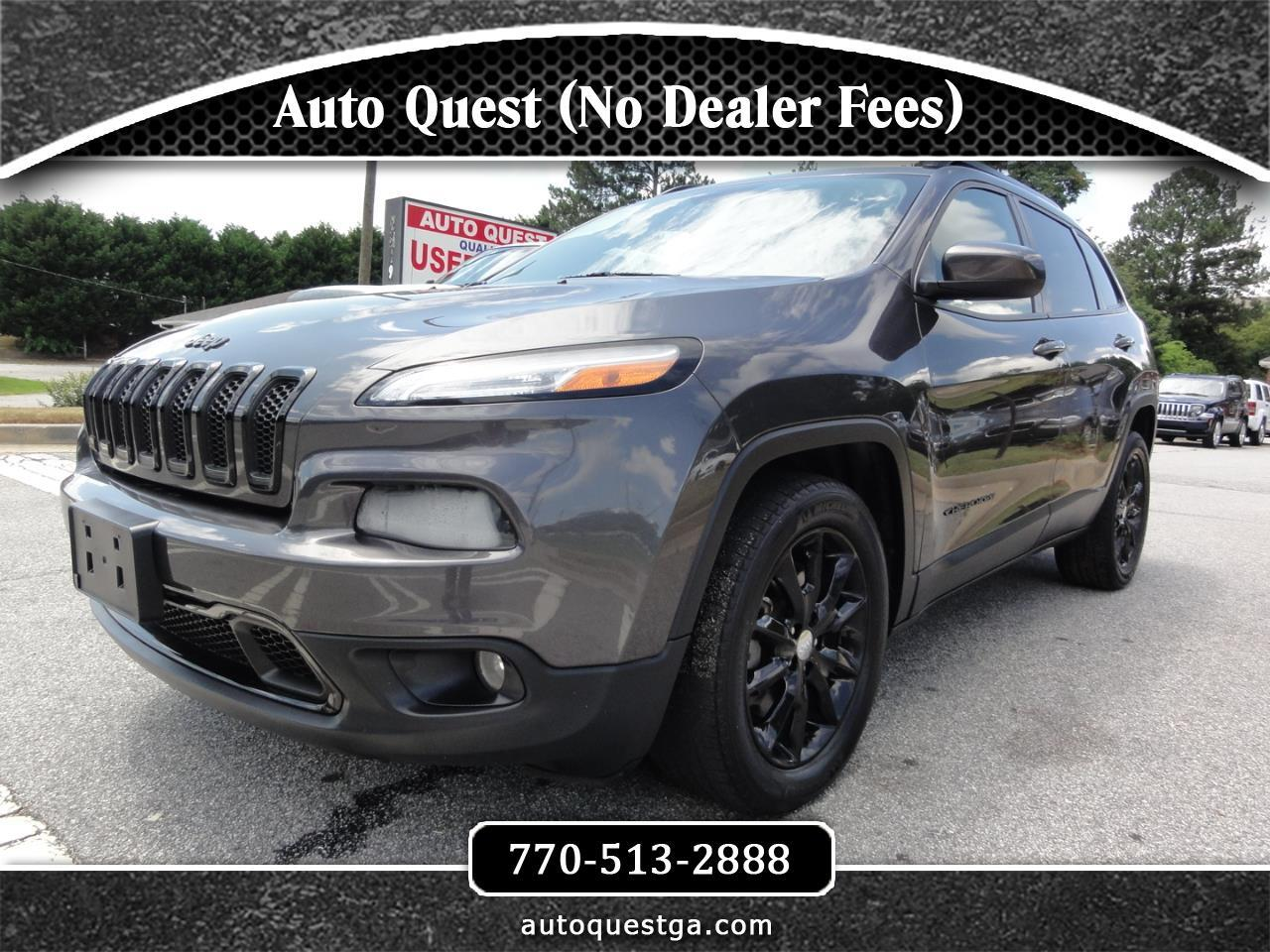 Jeep Cherokee FWD 4dr Altitude 2014
