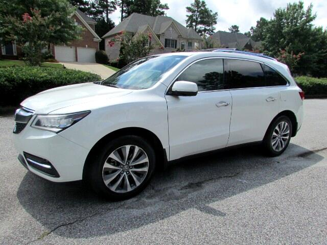 2014 Acura MDX Tech Package