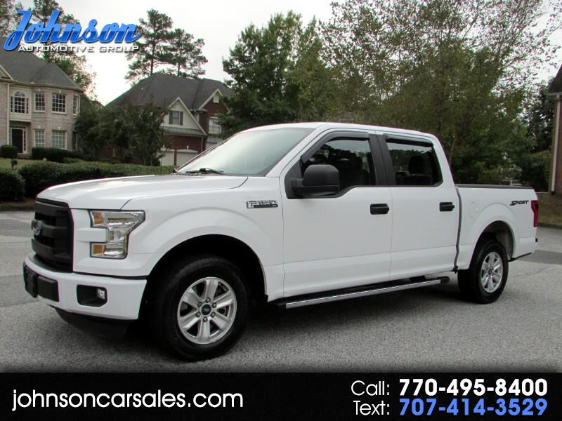 2015 Ford F-150 XLT SuperCrew 2WD