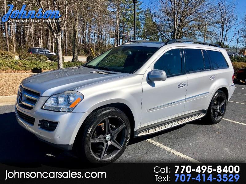 2009 mercedes benz gl class gl450 owners manual
