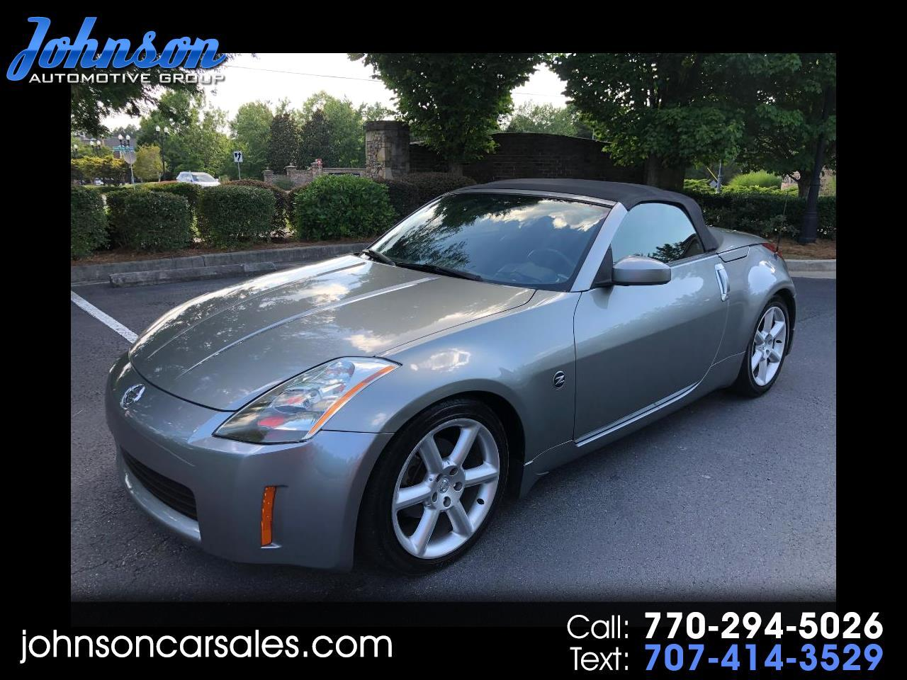 Nissan 350Z Enthusiast Roadster 2004