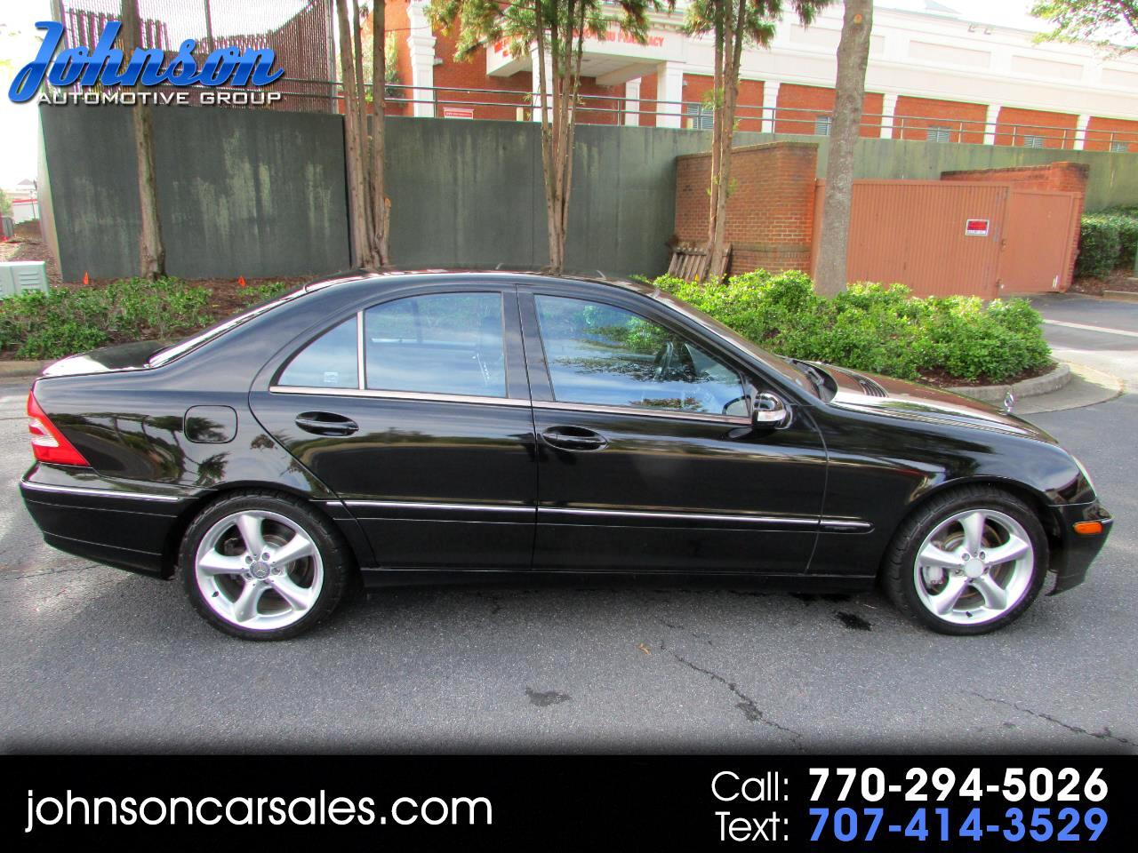 2004 Mercedes-Benz C-Class C230 Sport Sedan