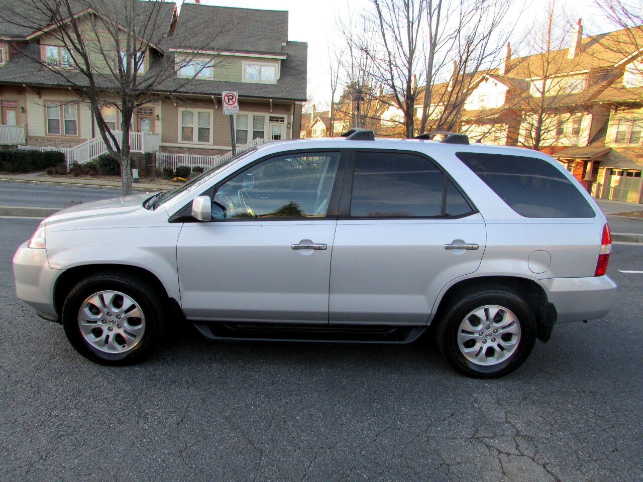Acura MDX Touring with Rear DVD System 2003