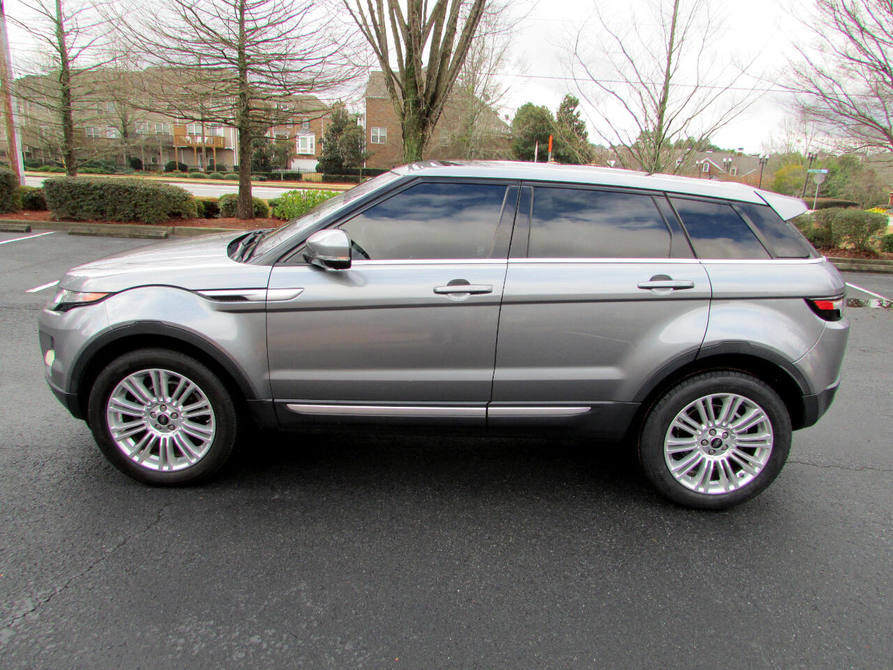 Land Rover Range Rover Evoque Prestige Premium 5-Door 2013