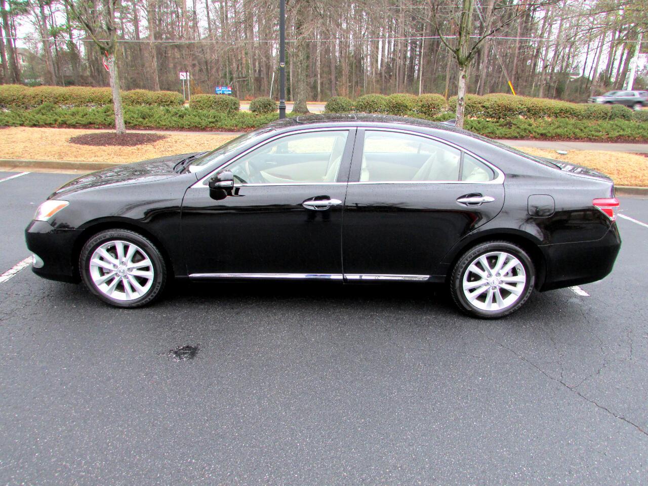 Lexus ES 350 Sedan 2011