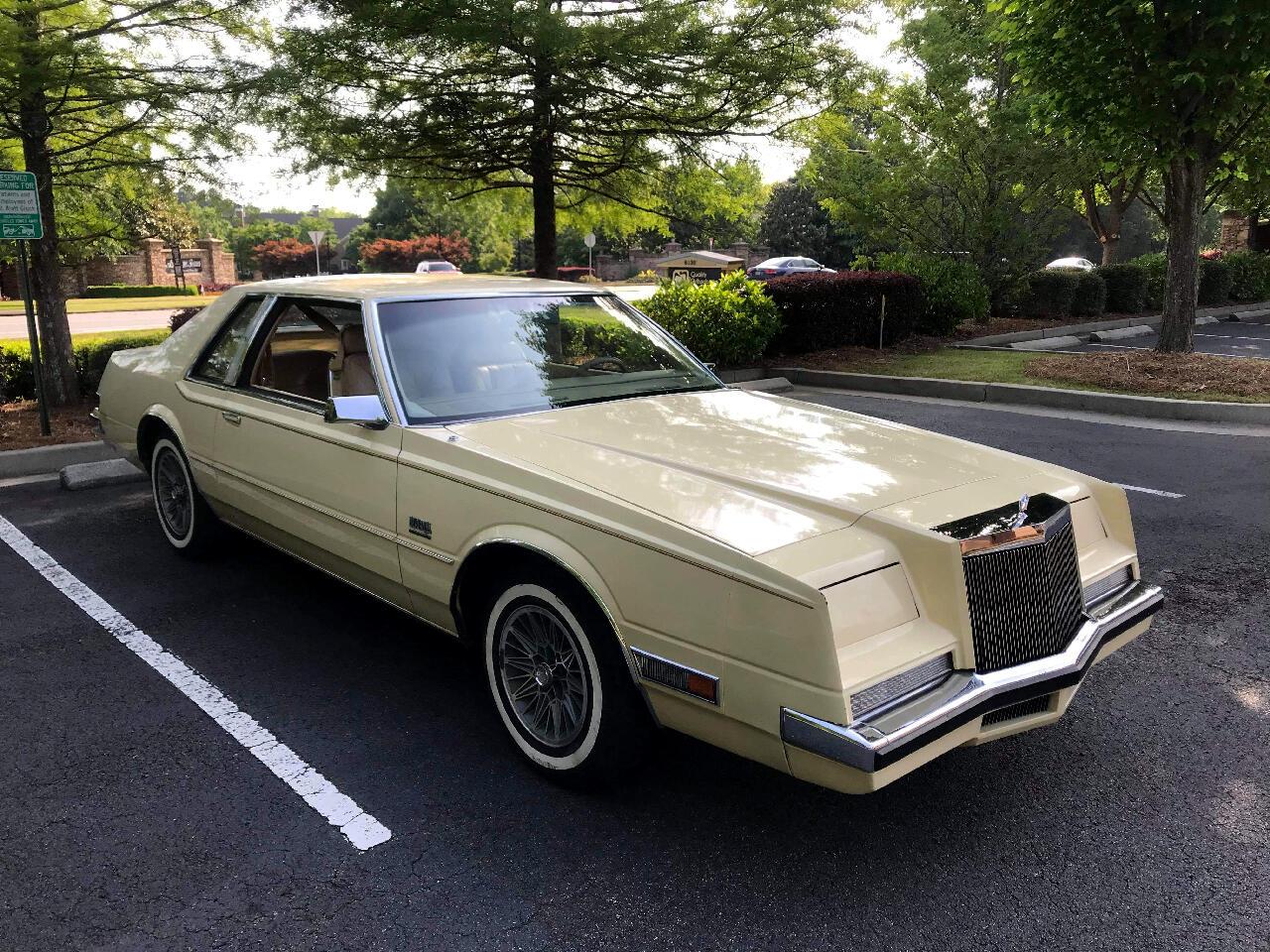 Chrysler Imperial Base 1981