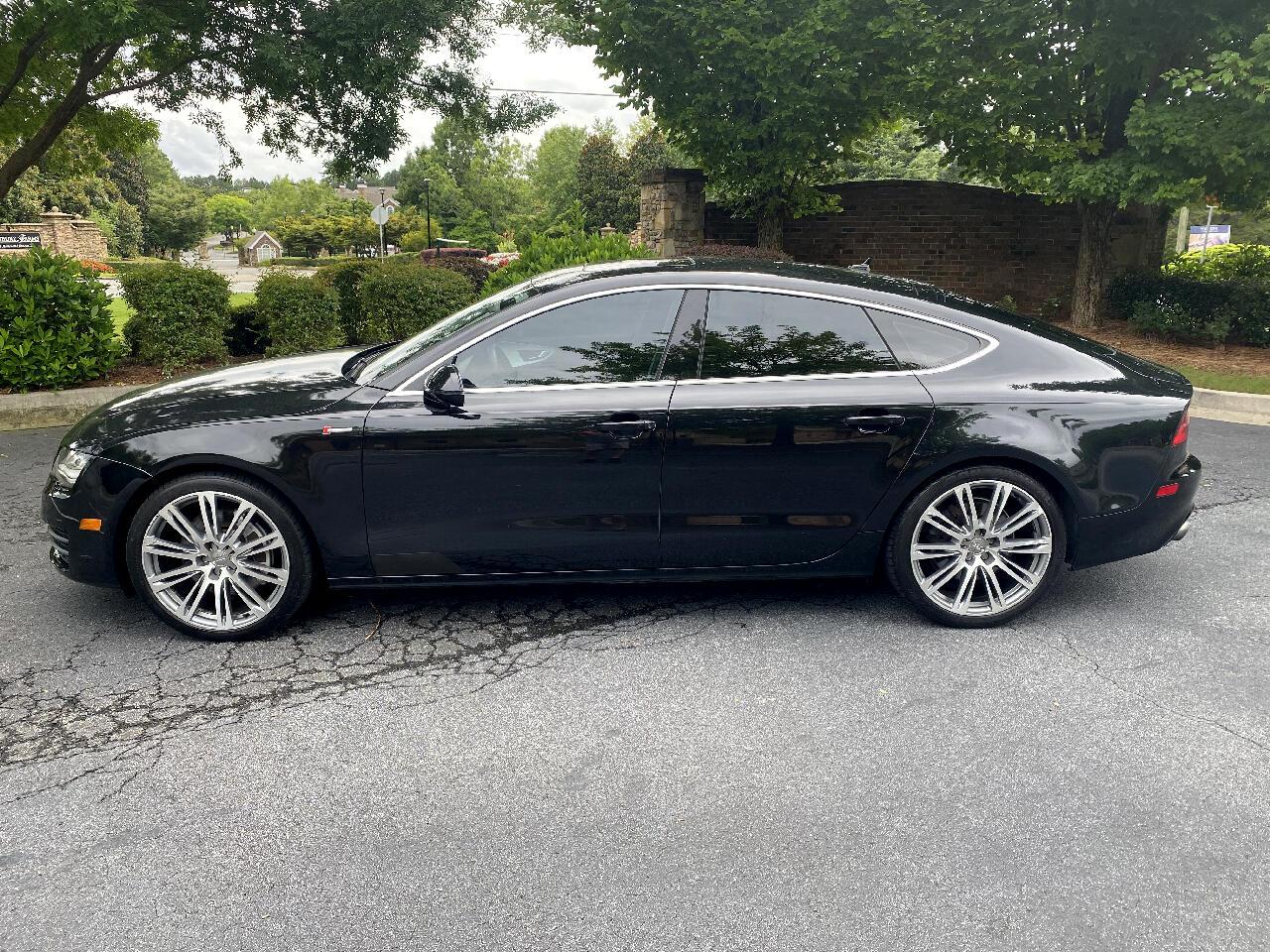 Audi A7 3.0T Premium quattro 2012