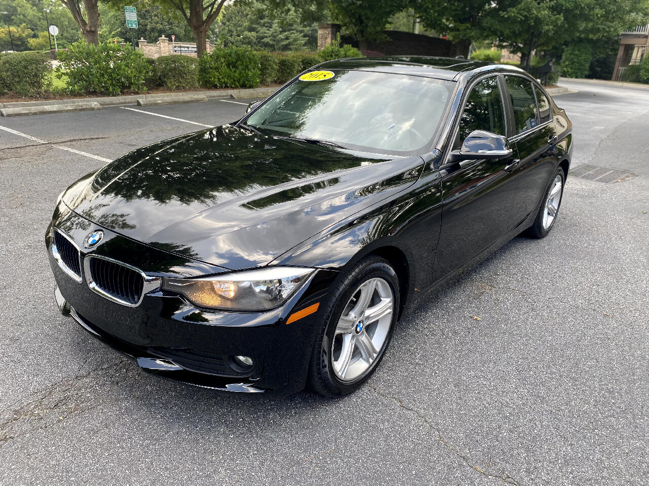 BMW 3-Series 320i xDrive 2015