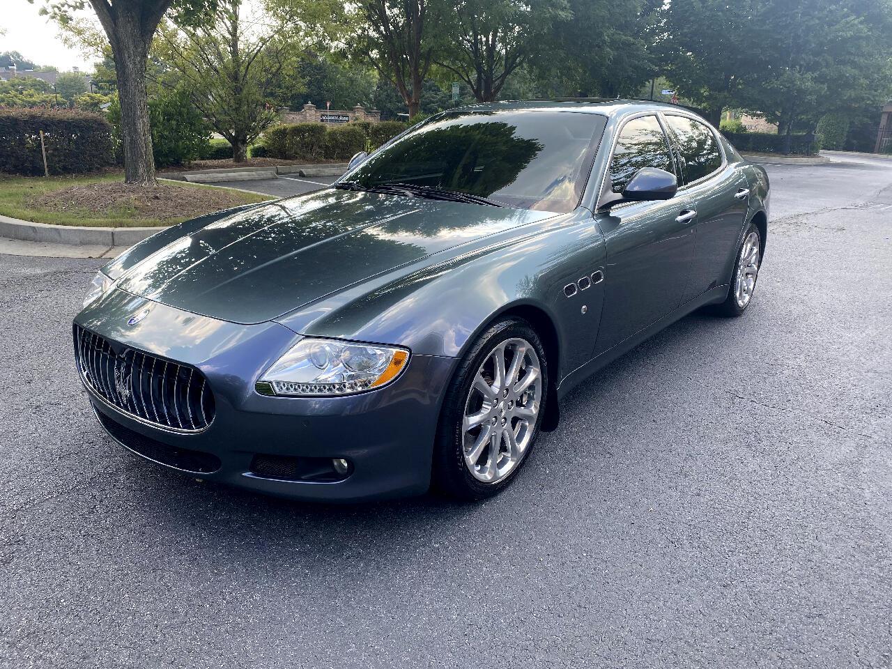 Maserati Quattroporte S 2009