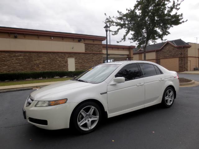 2004 Acura TL 6-Speed AT