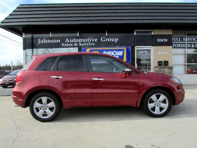 2008 Acura RDX 5-Spd AT SH-AWD