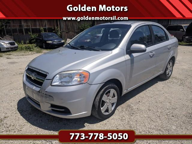 Used 2010 Chevrolet Aveo For Sale In Chicago Il 60636 Golden Motors