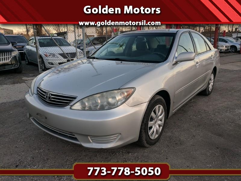 Used 2005 Toyota Camry LE for Sale in Chicago IL 60610