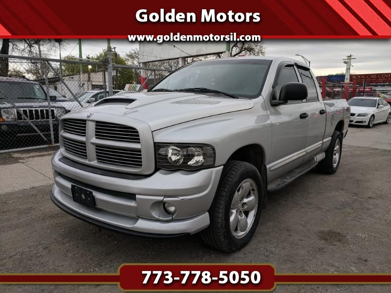 Dodge Ram 1500 ST Quad Cab Short Bed 4WD 2005