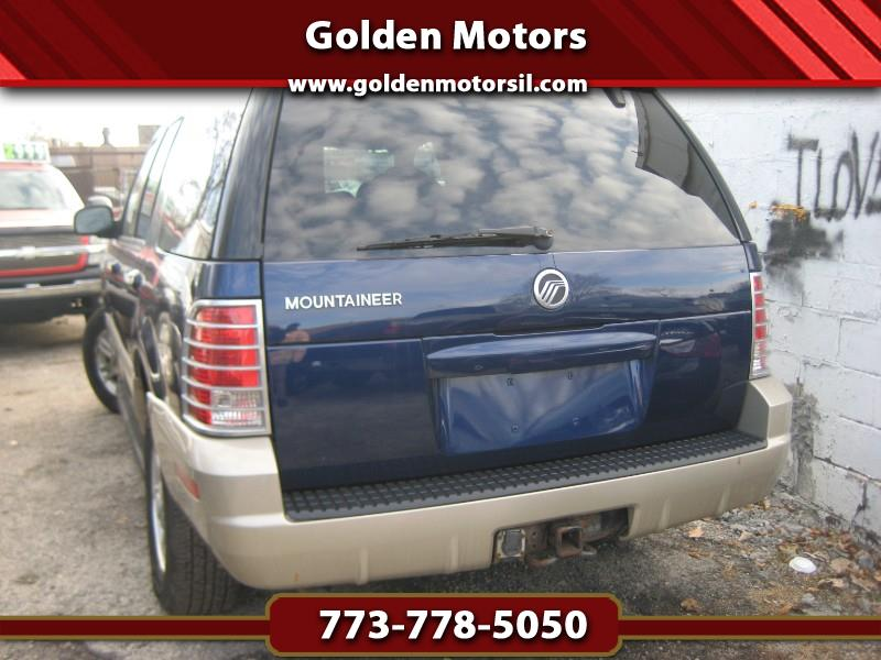 Mercury Mountaineer Convenience 4.0L 2WD 2005