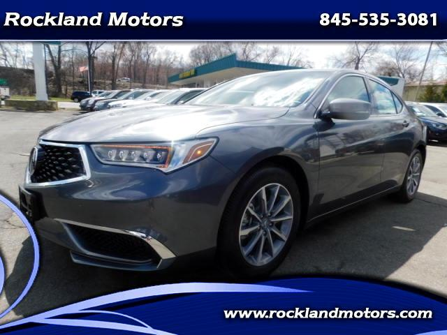 2018 Acura TLX Technology Package 2.4L