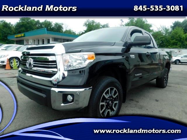 2016 Toyota Tundra SR5 TRD-OFF ROAD 5.7 DOUBLE CAB