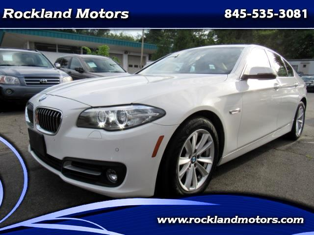 2015 BMW 5-Series 528i xDrive