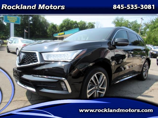 2017 Acura MDX 9-Spd AT SH-AWD w/Advance Package