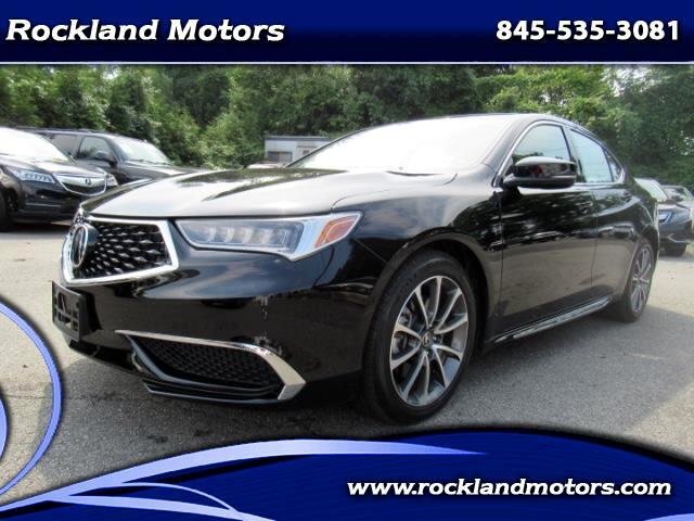 2018 Acura TLX Technology Package 3.5L