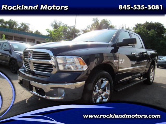 "2016 RAM 1500 Big Horn 4x4 Crew Cab 5'7"" Box"