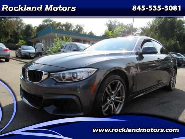 2015 BMW 4-Series Gran Coupe M-SPORT PACKAGE 435i xDrive