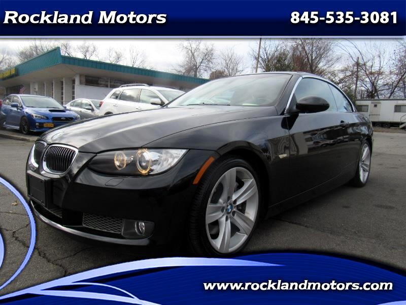 2009 BMW 3-Series 335I Convertible Sport Package