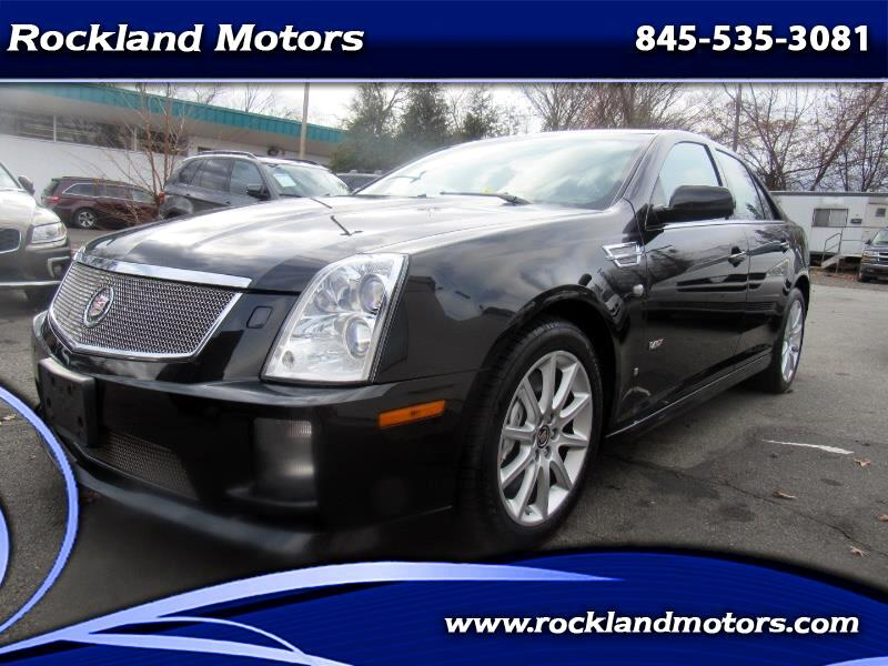2009 Cadillac STS V