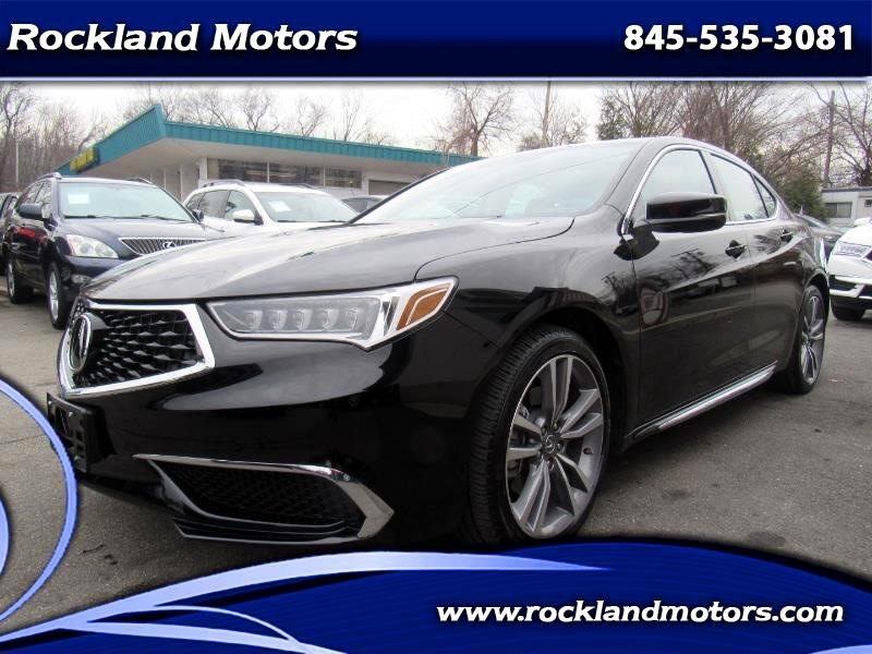 2019 Acura TLX SH-AWD w/Technology Package 3.5L