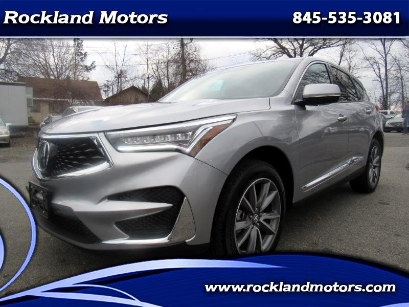 2019 Acura RDX SH-AWD w/Technology Package