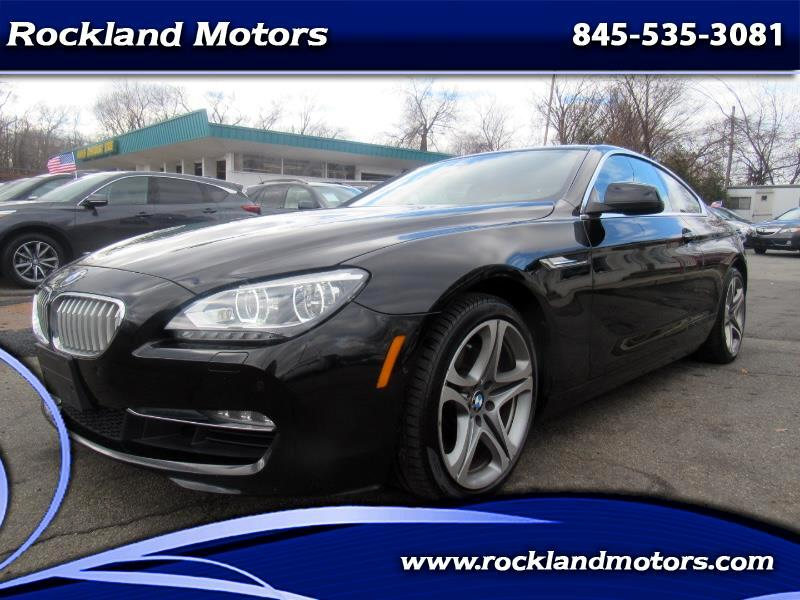2013 BMW 6-Series 650i xDrive Coupe
