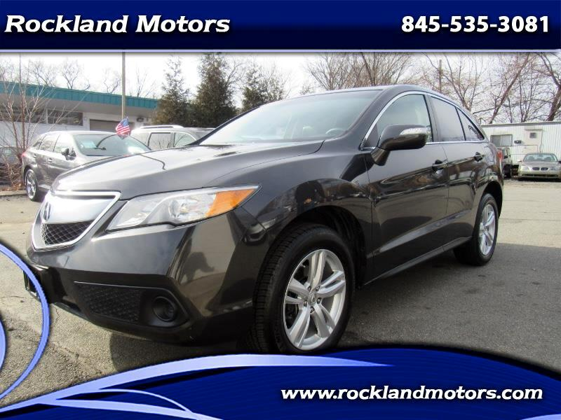 2013 Acura RDX 6-Spd AT