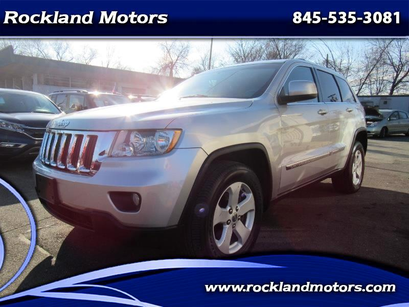2013 Jeep Grand Cherokee Laredo X Edition