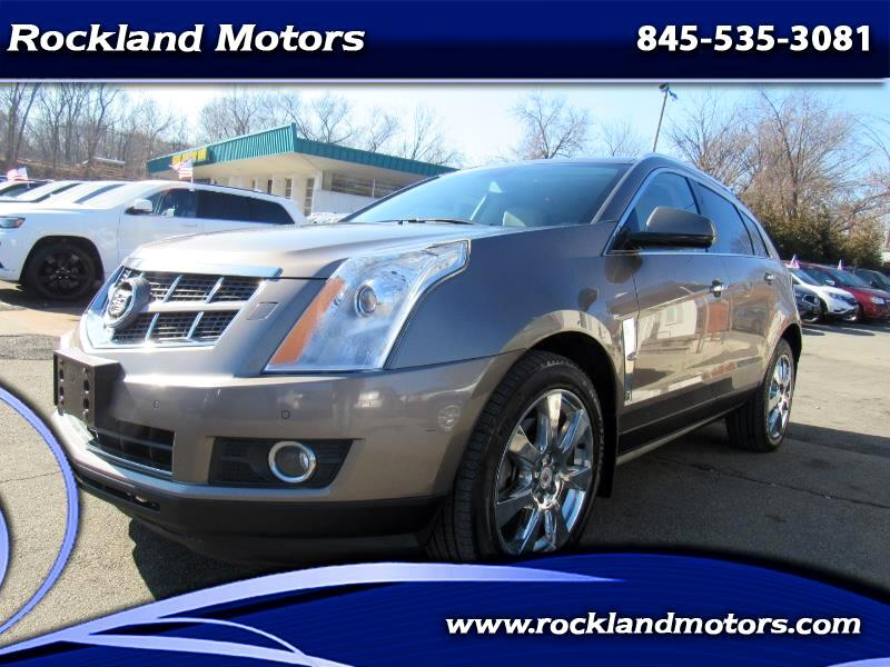 2012 Cadillac SRX Performance AWD