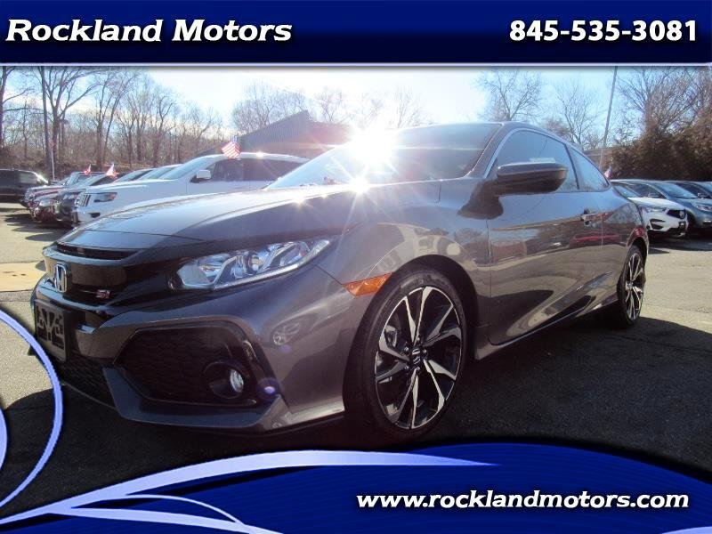 2017 Honda Civic SI 6-SPEED