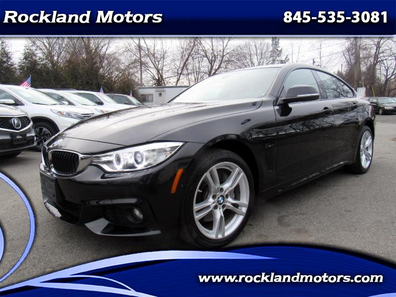 2016 BMW 4-Series Gran Coupe 435i xDRIVE M-Sport