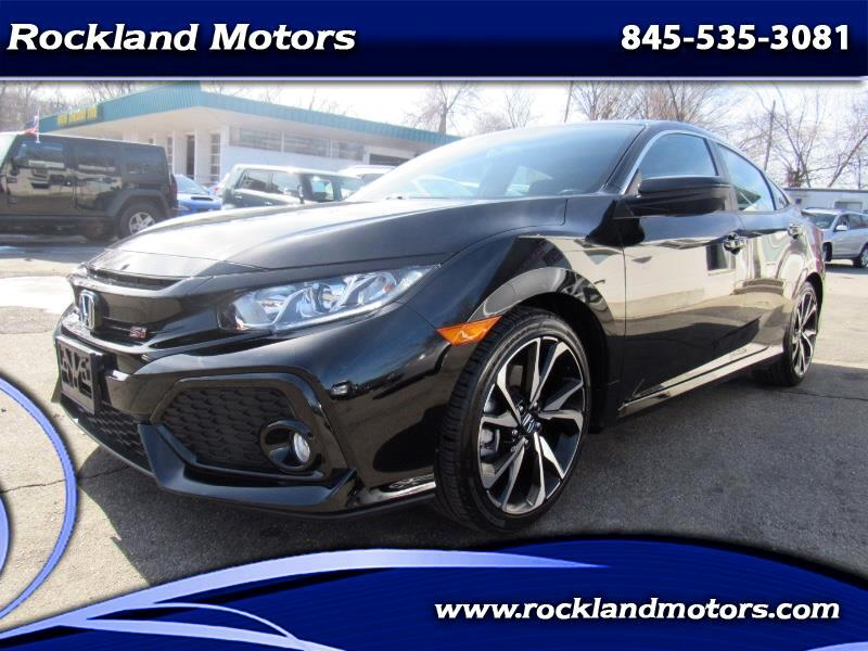 2018 Honda Civic Si 4dr Sedan 6M