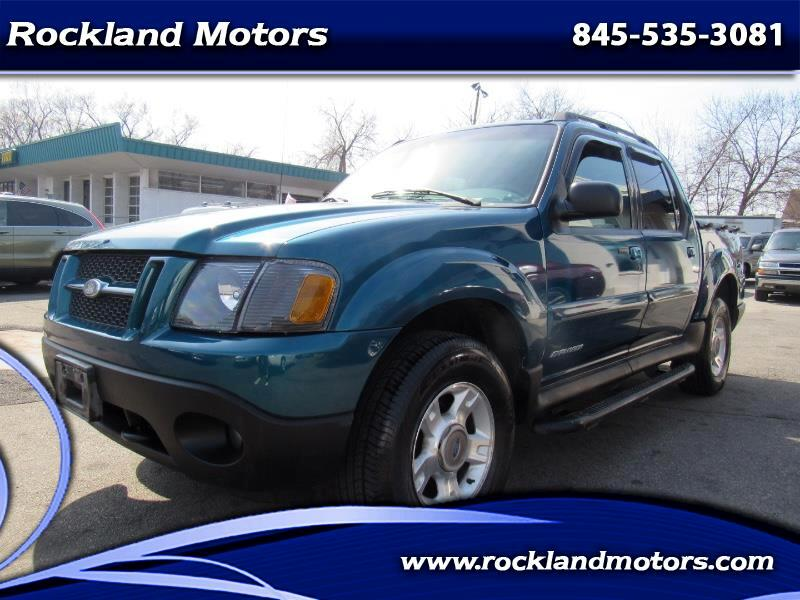 2001 Ford Explorer Sport Trac 2WD