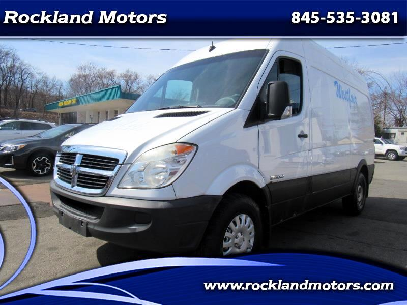 2007 Dodge Sprinter Van 2500 144-in. WB