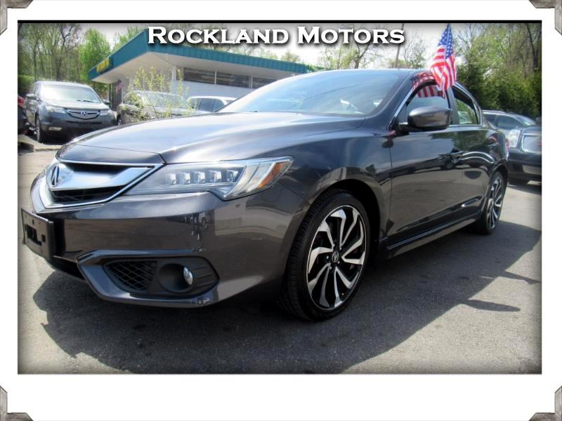2016 Acura ILX A-SPEC-Premium Package