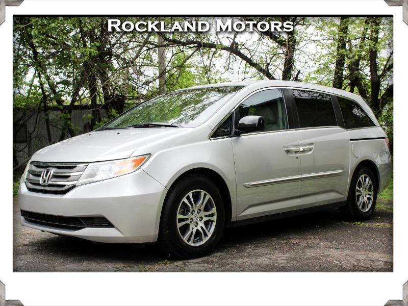 2013 Honda Odyssey 5dr EX w/RES