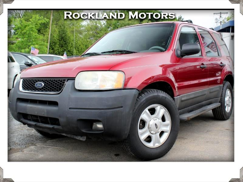 Ford Escape XLT Sport 4WD 2004